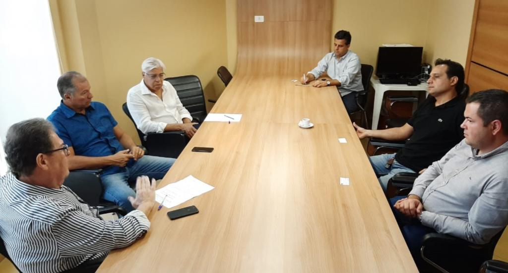 Reunião em SP entre executivos de refrigerantes e parlamentares | Foto: Divulgação